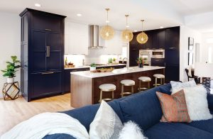 Fashion Meets Function Inside This Bloomington Remodel