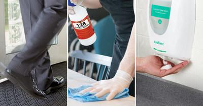 Four Steps to Re-Establishing a Clean and Safe Workplace
