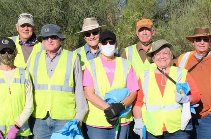 GV Litter Patrol: Cleaning up during a challenging year | Local News Stories