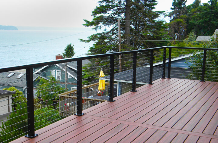 Deck Safety Month: Don't forget the railings