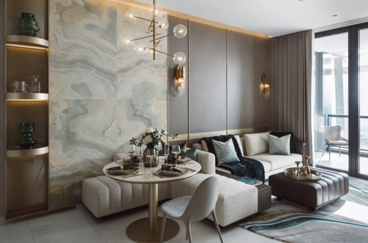 South Beach Residences: Get Home Design Ideas from Two Contrasting Show Apartments