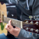 How to clean an acoustic guitar