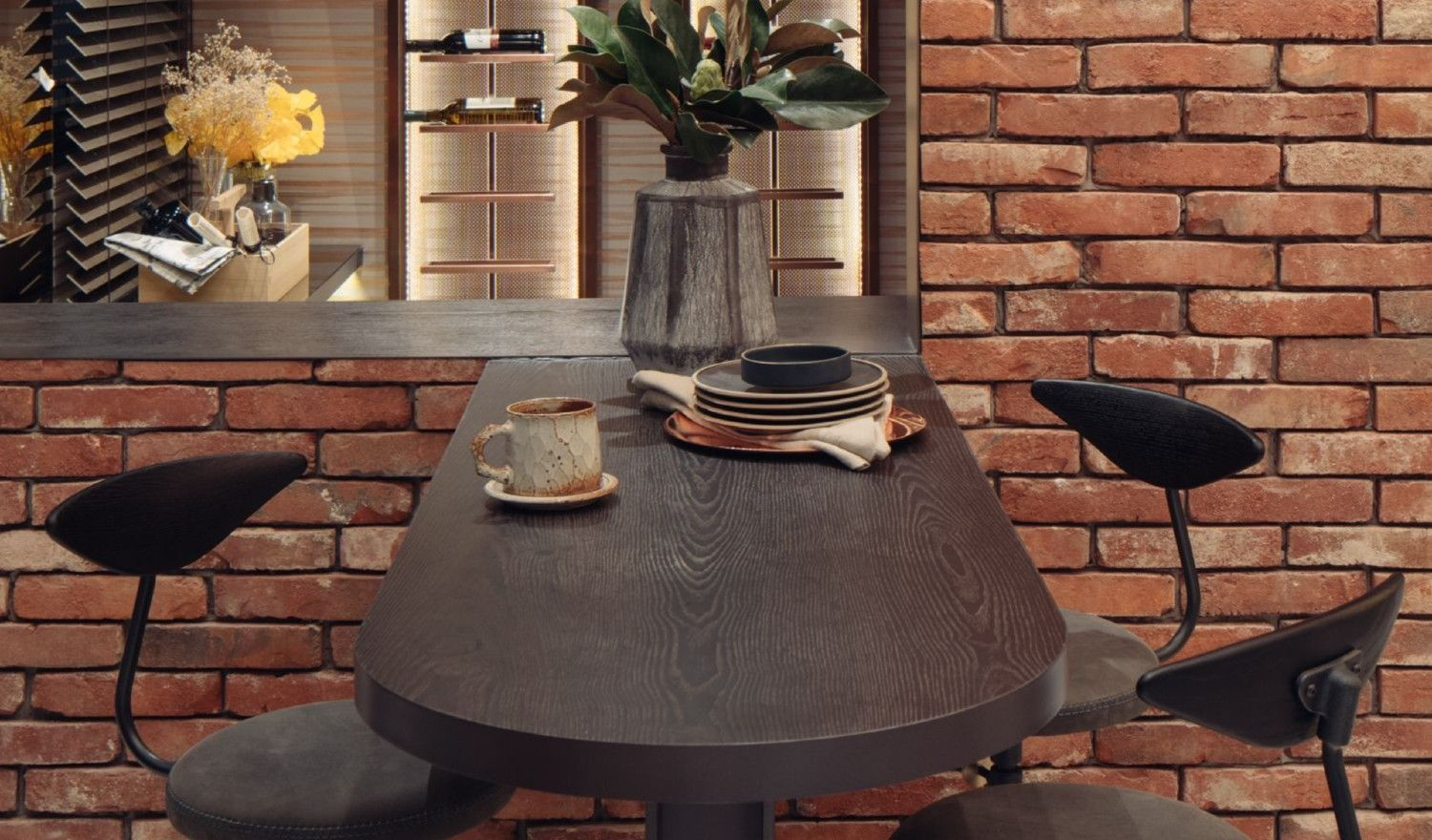 View at Kismis: Get Home Design Ideas From Show Units Inspired by European Vineyards