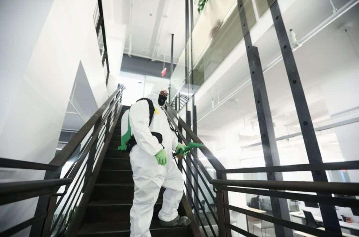 COVID Cleaning Services in Sydney NSW offers certified Disinfection services for COVID-19